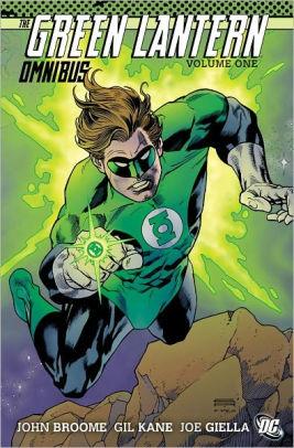 The Green Lantern Omnibus, Volume 1