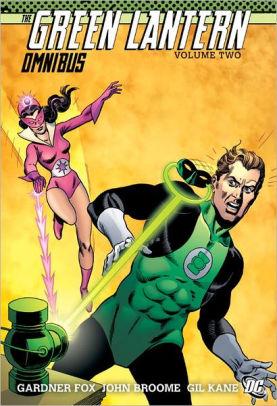 Green Lantern Omnibus, Volume 2