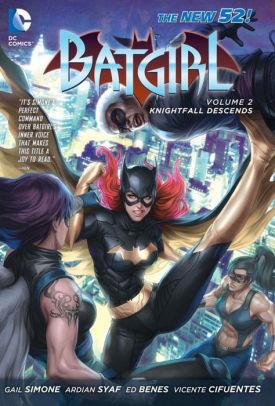 Batgirl Vol. 2: Knightfall Descends