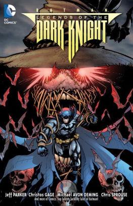 Batman: Legends of the Dark Knight Vol. 2