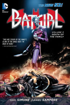 Batgirl Vol. 3: Death of the Family
