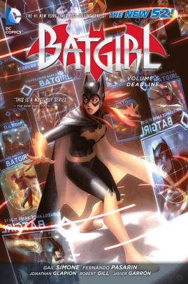 Batgirl Vol. 5: Deadline
