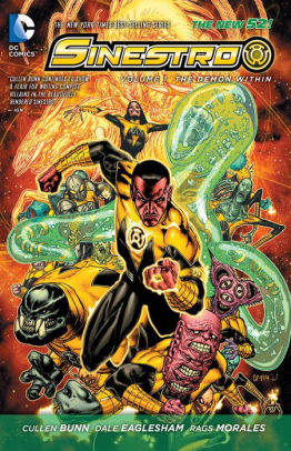 Sinestro Vol. 1: The Demon Within
