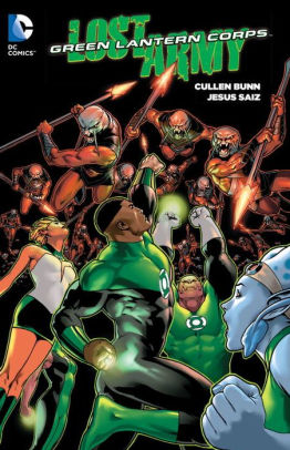 Green Lantern Corps: Lost Army Vol. 1