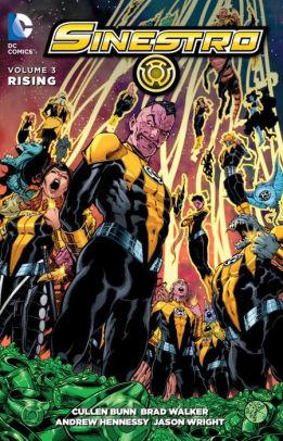 Sinestro Vol. 3: Rising