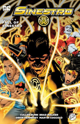 Sinestro Vol. 4: The Fall of Sinestro