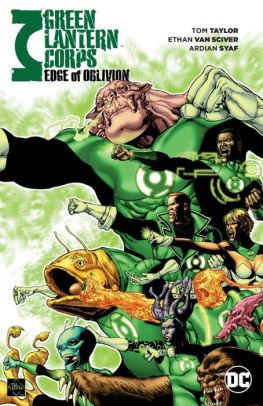 Green Lantern Corps: Edge of Oblivion Vol. 1
