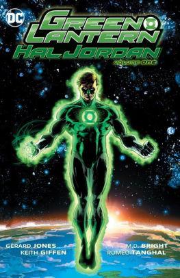 Green Lantern: Hal Jordan Vol. 1