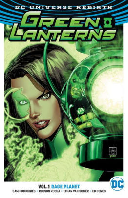 Green Lanterns Vol. 1: Rage Planet