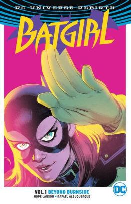 Batgirl Vol. 1: Beyond Burnside