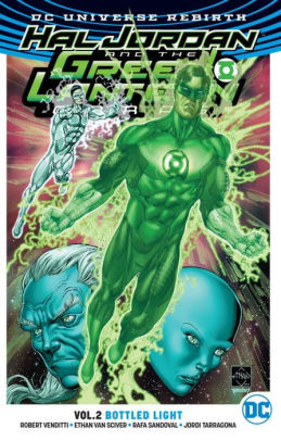 Hal Jordan and the Green Lantern Corps Vol. 2: Bottled Light