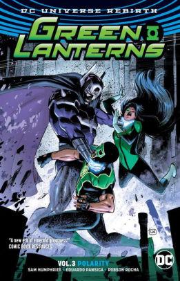 Green Lanterns Vol. 3: Polarity