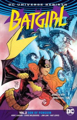 Batgirl Vol. 2: Son of Penguin