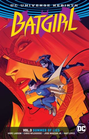 Batgirl, Vol. 3: Summer of Lies