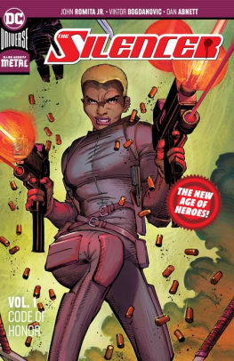 The Silencer Vol. 1: Code of Honor