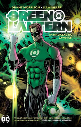 The Green Lantern, Vol. 1: Intergalactic Lawman