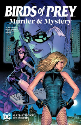Birds of Prey: Mystery & Murder