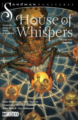 The House of Whispers Vol. 2: Ananse
