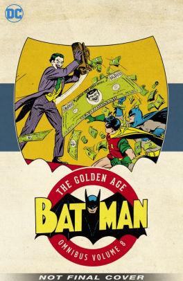 Batman: The Golden Age Omnibus, Volume 8