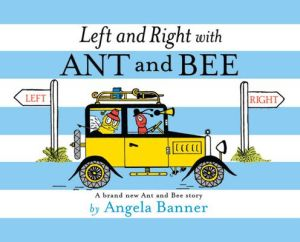 Left and Right with Ant and Bee