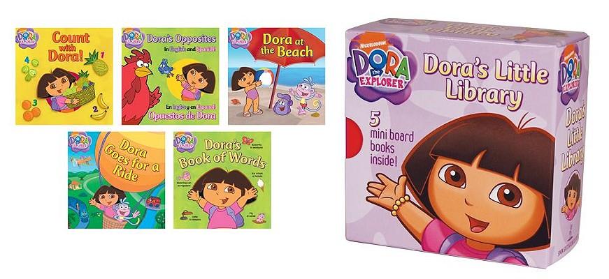 Dora's Little Library