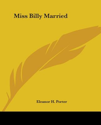 Miss Billy -- Married