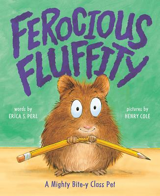 Ferocious Fluffity: A Mighty Bite-Y Class Pet