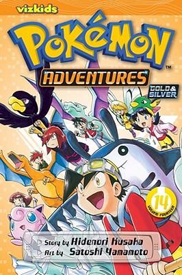Pokemon Adventures, Volume 14
