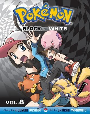 Pokemon Black and White, Volume 8