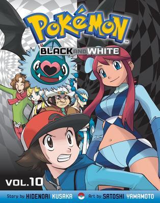 Pok Mon Black and White, Vol. 10