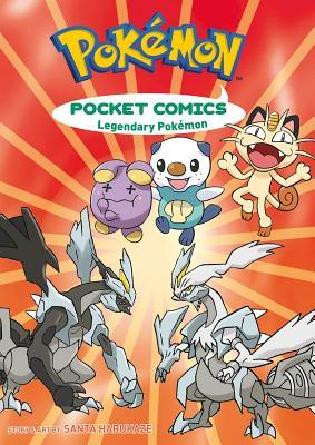 Pokemon Pocket Comics: Legendary Pokemon