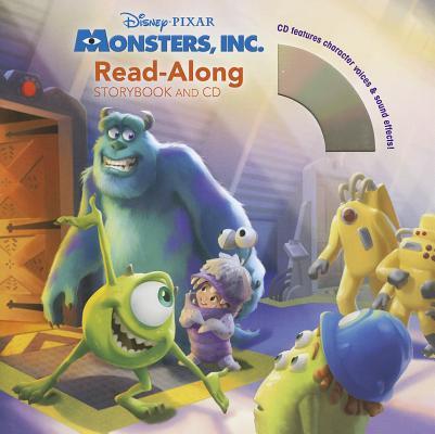 Monsters, Inc. Read-Along
