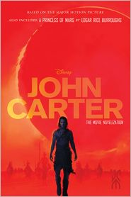 John Carter: The Movie Novelization