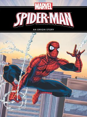 the amazing spider man an origin story by disney book group fictiondb