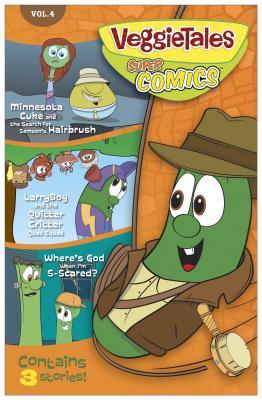 VeggieTales Supercomics: Vol 4