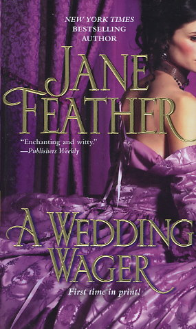 A wedding wager by jane feather fictiondb fandeluxe Document