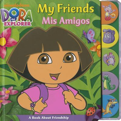 My Friends Mis Amigos: A Book about Friendship