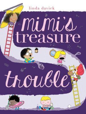 Mimi's Treasure Trouble