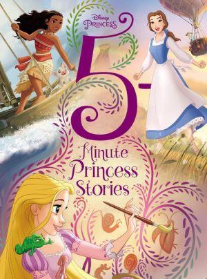 Disney Princess 5-Minute Princess Stories