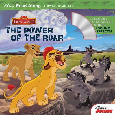 The Power Of The Roar By Disney Book Group Fictiondb