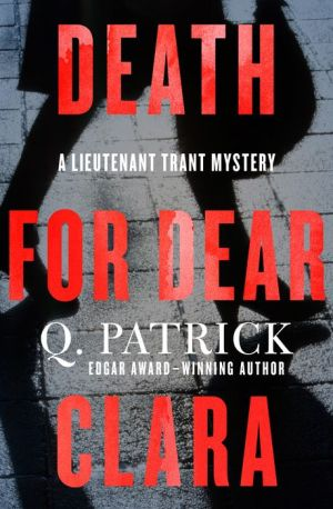 Death for Dear Clara