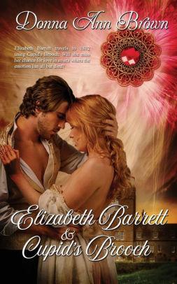 Elizabeth Barrett and Cupid's Brooch Donna