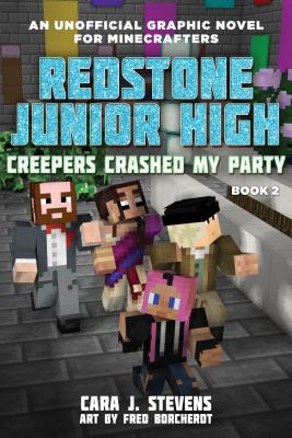 Creepers Crashed My Party
