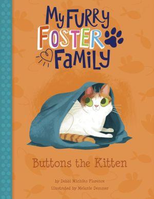 Buttons the Kitten