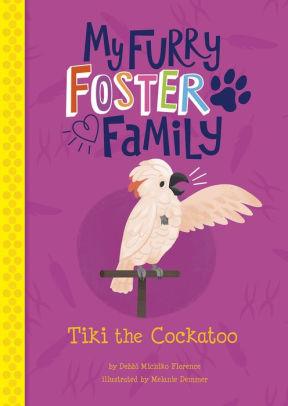 Tiki the Cockatoo