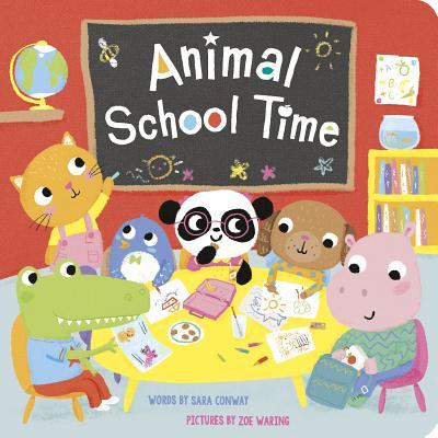 Animal School Time