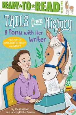 A Pony with Her Writer