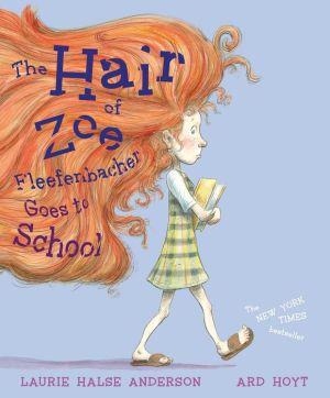 Hair of Zoe Fleefenbacher Goes to School