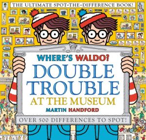 Where's Waldo? Double Trouble at the Museum