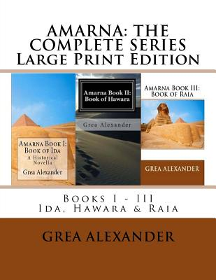 Amarna: The Complete Series